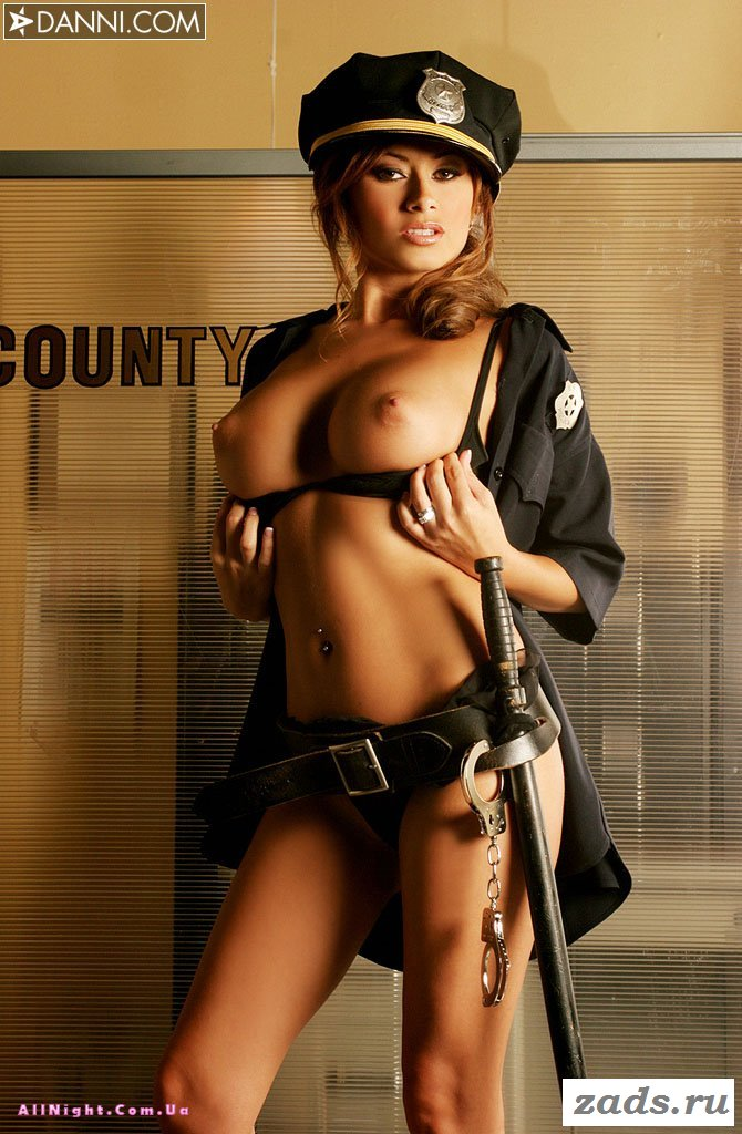 Real naked police women — 12
