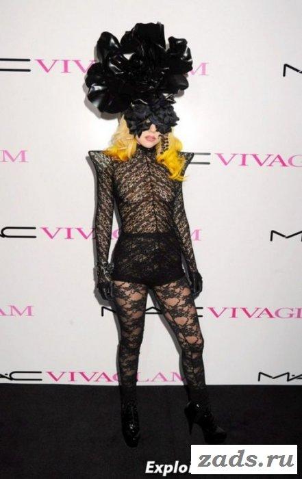 Несравненная развратница Леди Гага