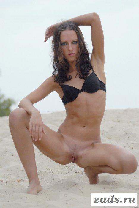 Худощавое тело с сексуальными пропорциями