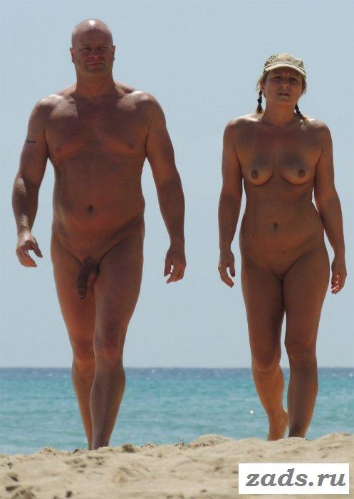Видел измазанных голых телок