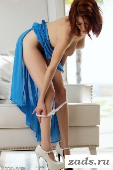 Волосатый лобок в эротике известной Bree Daniels (10 фото)