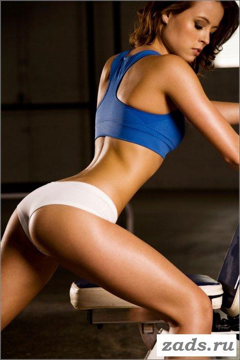 Девчонки из спорта самые эротичные