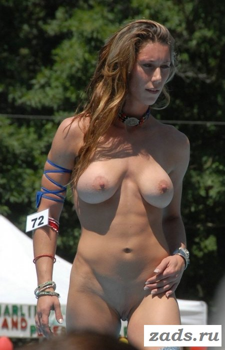 Кобыла выступала в конкурсе стриптизерш