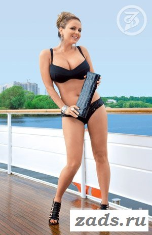 Знаменитая секс-бомба Анна Семенович