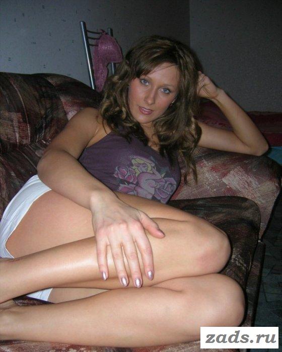 Домашние фоточки мега-сладкой дамы