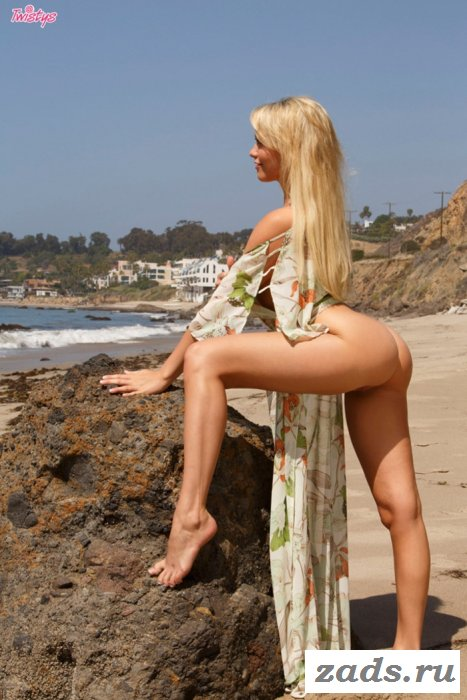 Неплохая фотосессия на пляже